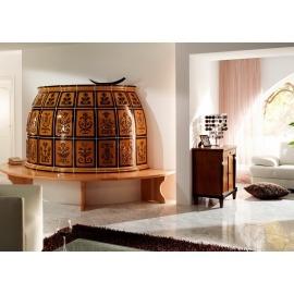 Керамическая печь Gutbrod Keramik 53 (облицовка) - Фото