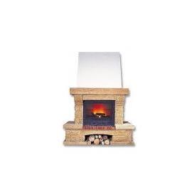 Камин дровяной Cheminees Diffusion Mansio (облицовка) - Фото