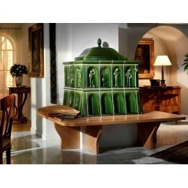 Керамическая печь Gutbrod Keramik 67 (облицовка) - Фото