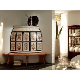 Керамическая печь Gutbrod Keramik 54-55 (облицовка) - Фото