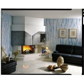 Камин дровяной Cheminees Philippe Alencon (облицовка) - Фото