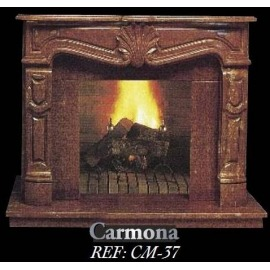 Камин дровяной Carmona CM - 37 (облицовка) - Фото