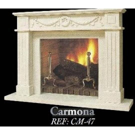 Камин дровяной Carmona CM - 47 (облицовка) - Фото