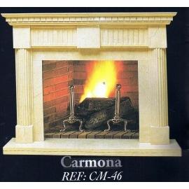 Камин дровяной Carmona CM-46 (облицовка) - Фото