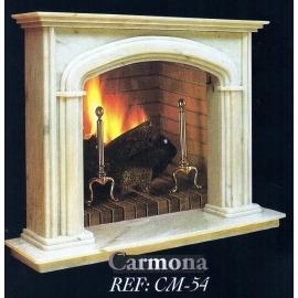 Камин дровяной Carmona CM-54 (облицовка) - Фото