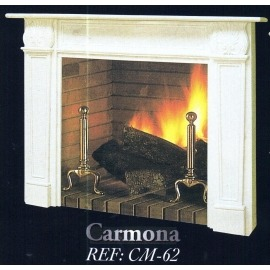 Камин дровяной Carmona CM-62 (облицовка) - Фото