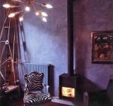 Буржуйка Harrie leenders HL2 hanging stove - Фото